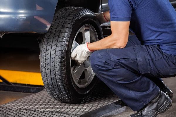 tire repair installation Sioux Falls, South Dakota
