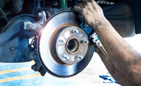 brake repair and replacement Sioux Falls