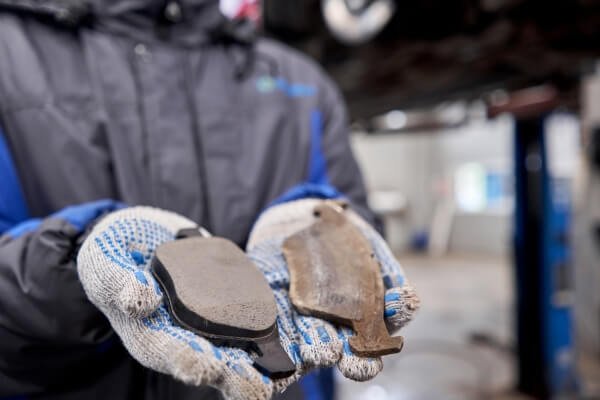 brake pad replacement Sioux Falls, SD